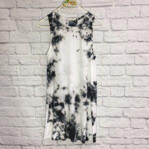 Alice + Olivia Bryanna Tie Dye Tank Dress